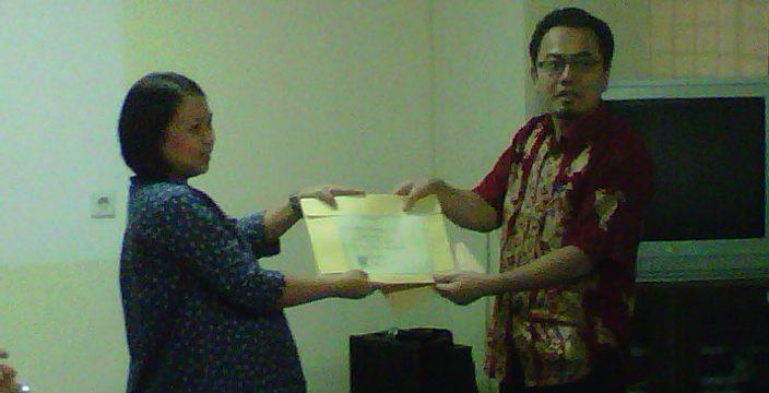 Penghargaan Karyawan Teladan DTM