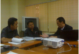 AUDIT ISO Depatment of Mechanical Engineering