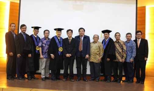 Promosi Doktor Sugiharto